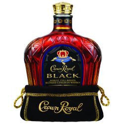 Crown Royal Black Whiskey