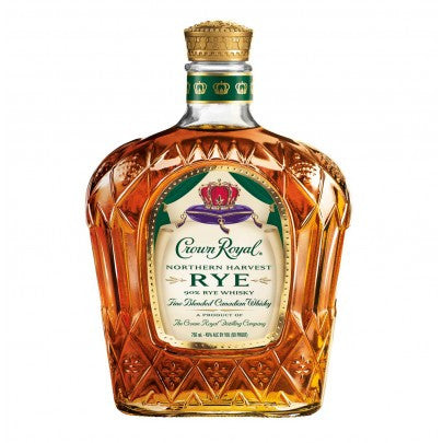 Crown Royal Rye Canadian Whiskey