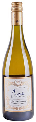 Cupcake Butterkiss Chardonnay