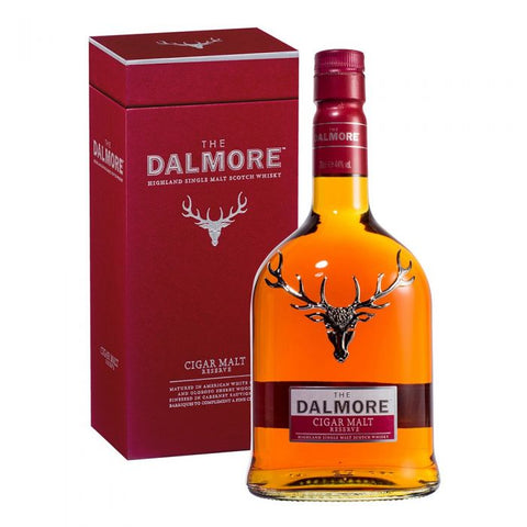 Dalmore Scotch Cigar Malt Reserve