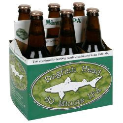 Dogfish Head 60 Min IPA - 6pk Bottles