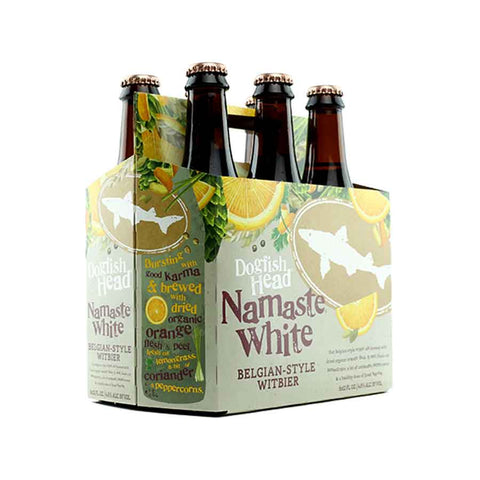 Dogfish Head Namaste White 6Pk