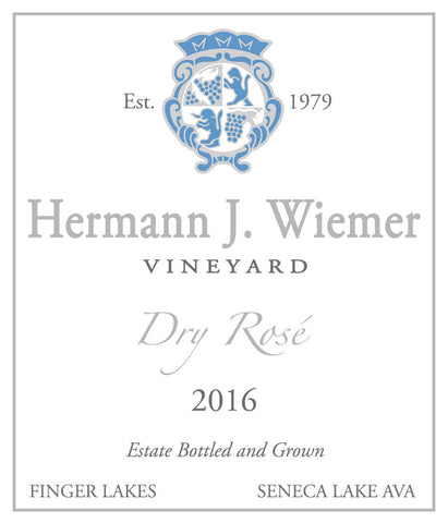 Herman J. Wiemer Dry Rose