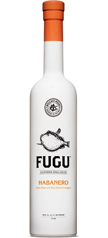 Ballast Point Fugu Habanero Vodka