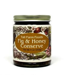 Tait Farm Fig And Honey Conserves