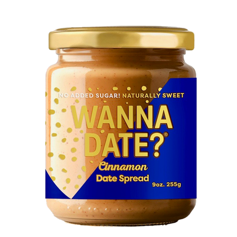 Wanna Date? Cinnamon Date Spread