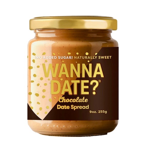 Wanna Date Chocolate Date Spread