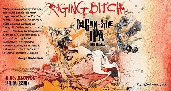 Flying Dog Raging Bitch 6Pk