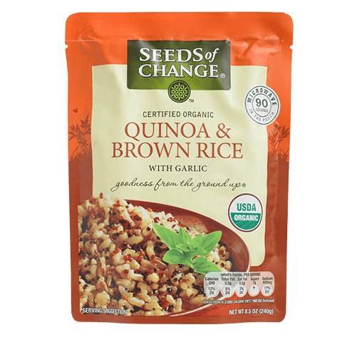 Seeds of Change Organic Quinoa & Brown Rice