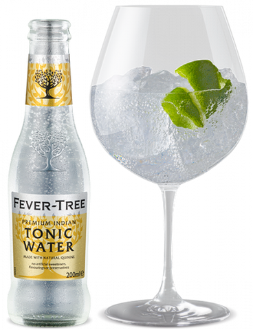 Fever Tree Premium Indian Tonic Water - 4 pack