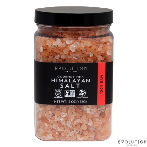 Evolution Gourmet Coarse Himalayan Pink Salt