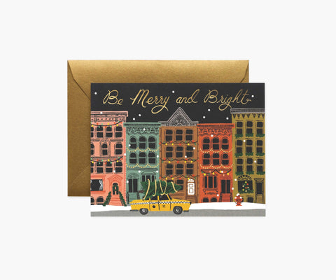 Rifle Paper Co. City Holiday Card