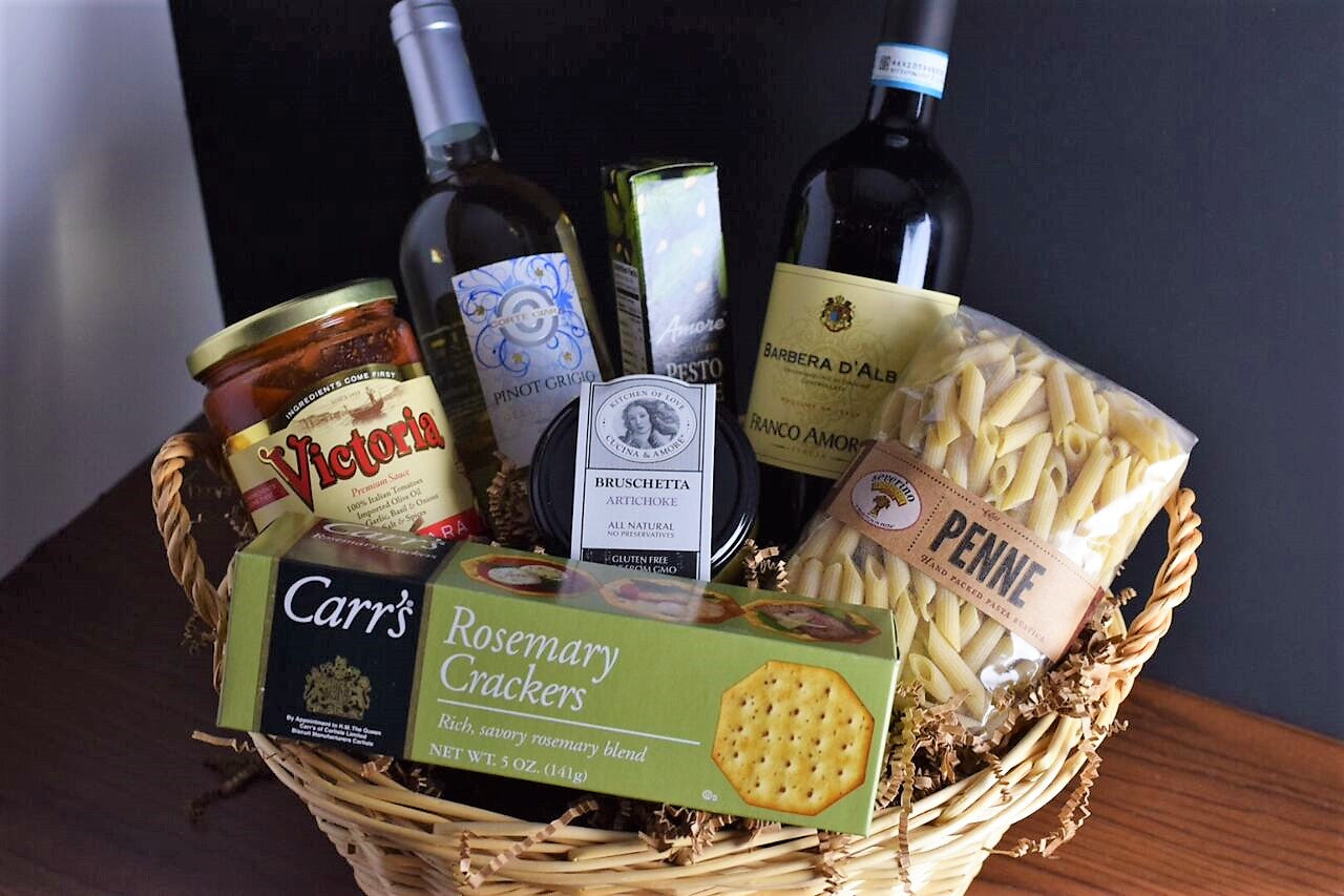 Gift Basket Taste of Italy