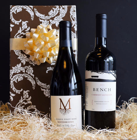 American Red Wine Gift Set