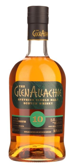 Glenallachie 10yr Cask Strength Single Malt Scotch Batch 2