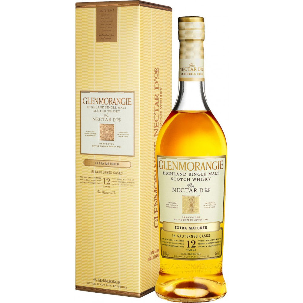 Glenmorangie Nectar Scotch Whiskey