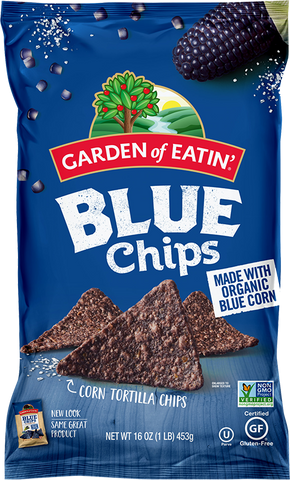 Garden of Eatin' Blue Corn Tortilla Chips