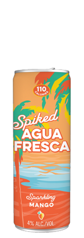 Golden Road Mango Spiked Agua Fresca - 6PK Cans