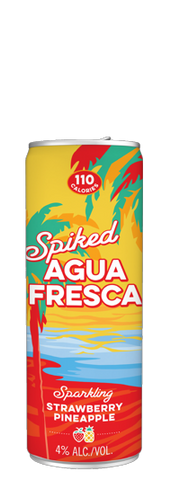 Golden Road Strawberry Pineapple Spiked Agua Fresca - 6PK Cans