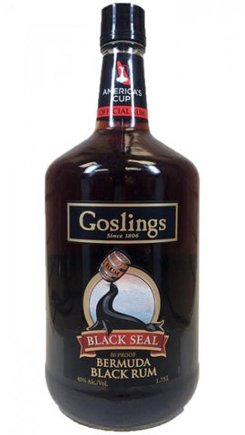 Goslings Black Seal Black Rum