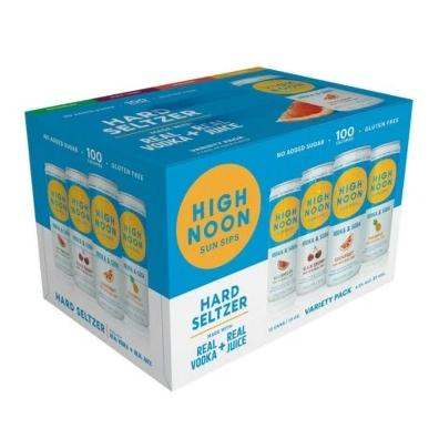 High Noon Hard Seltzer Variety Pack - 12pk/12oz Cans