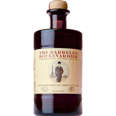 High West Barrel Boulevardier