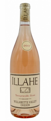 Illahe Vineyards Tempramillo Rose