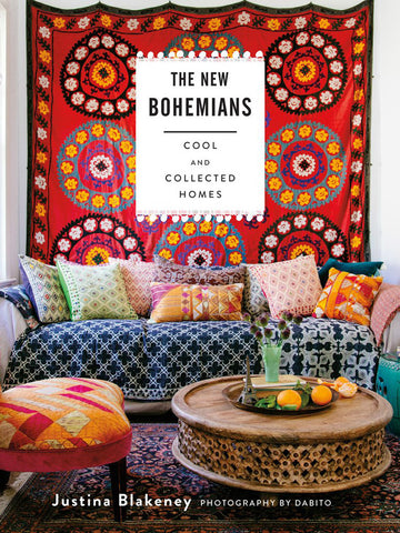 The New Bohemians: Cool & Collected Homes Book