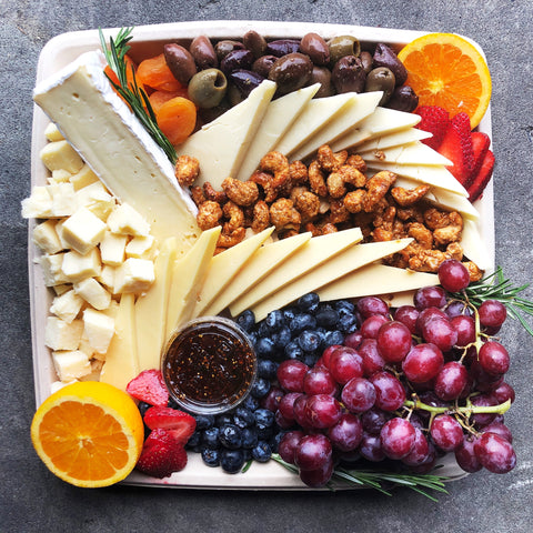 The Artisan Cheese Plate - Catering