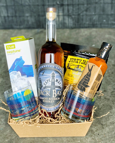 A Taste of New Jersey Gift Basket