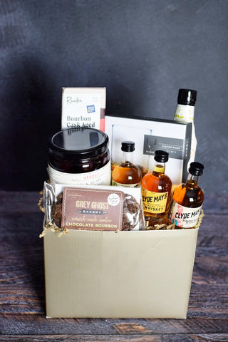 GIFT BASKET BOURBON LOVER 2020