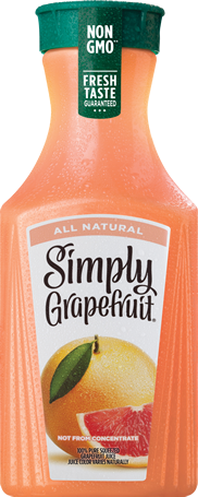 Simply Grapefruit Juice