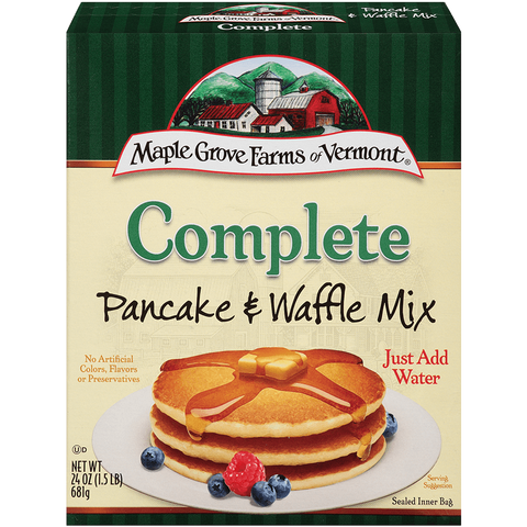 Maple Grove Farms Complete Pancake & Waffle Mix
