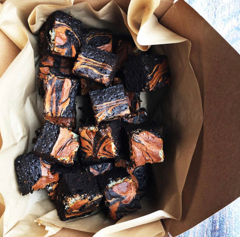 Malbec Brownies