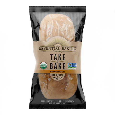 Essential Baking Company Take & Bake Sourdough