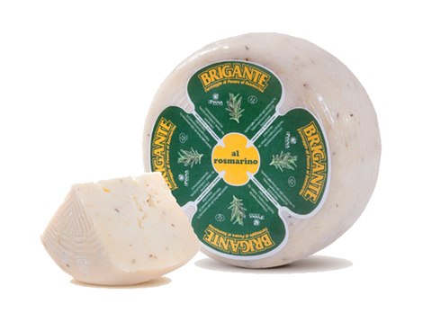 Brigante Pecorino with Rosemary