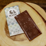 MADE AC 65% Dark Chocolate with Sea Salt - Large Bar