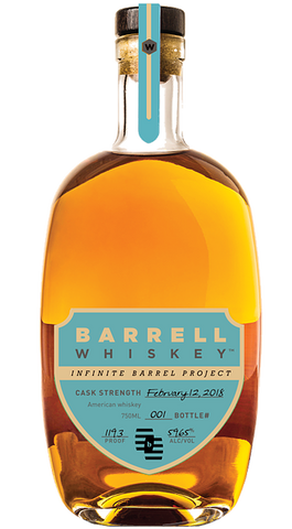 Barrel Craft Infinite Barrel Project Whiskey