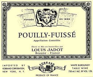 Louis Jadot Poully Fuisse