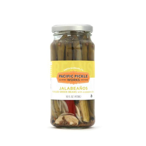 Pacific Pickle Works Jalabeaños Pickled Green Beans