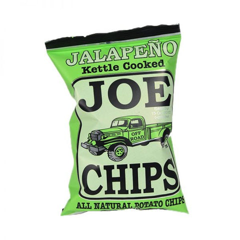 Joes Chips Jalapeno 2 Oz