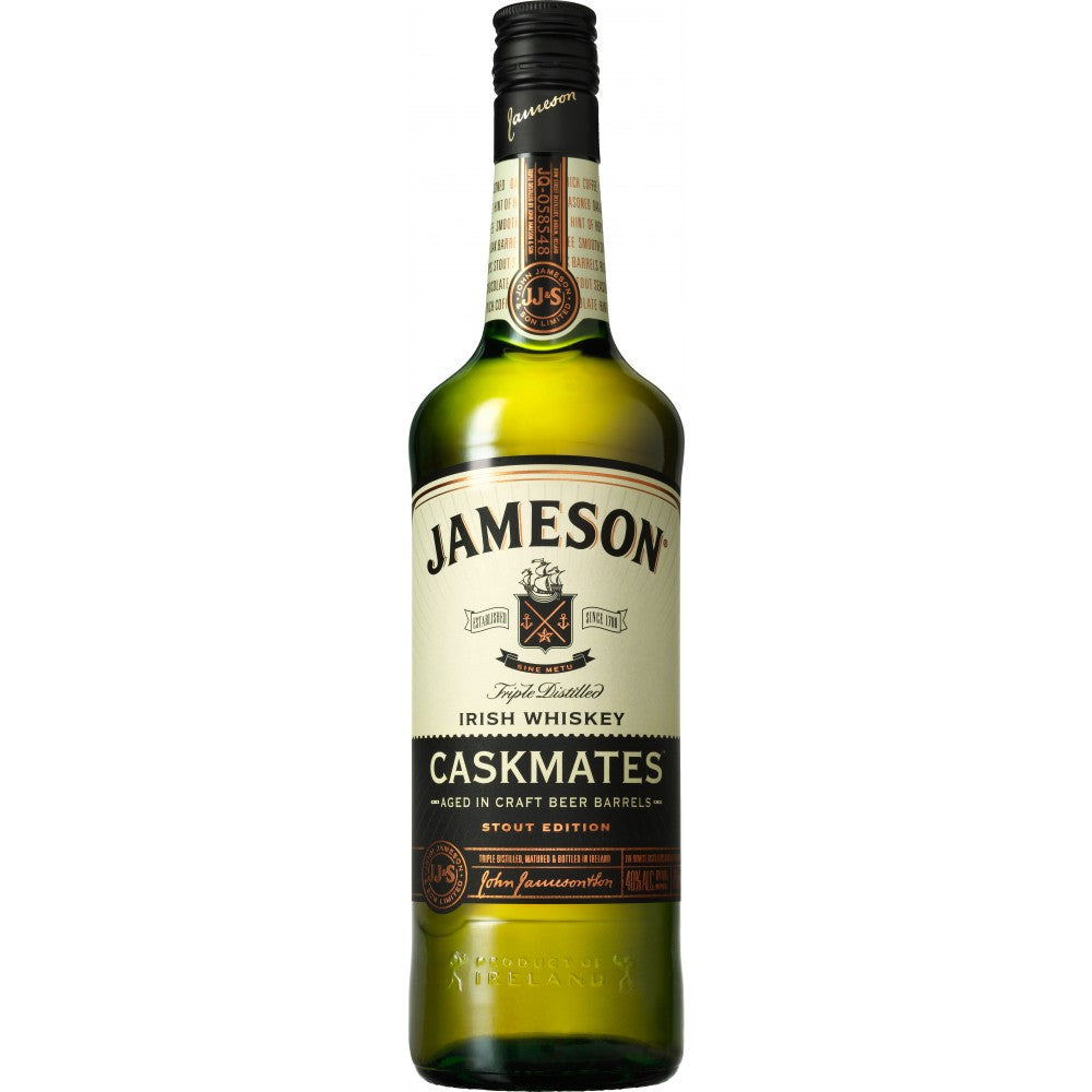 Jameson Irish Whiskey Caskmates Stout Edition