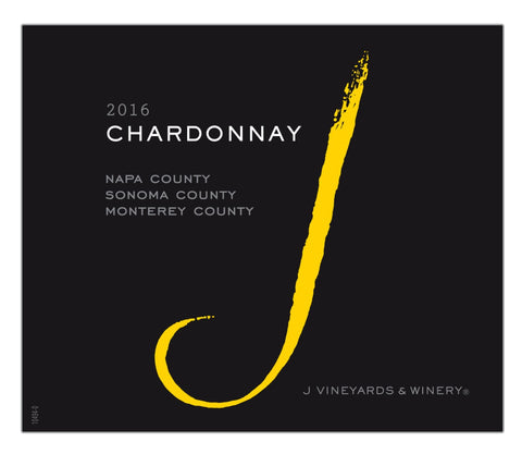 J Vineyards California Chardonnay