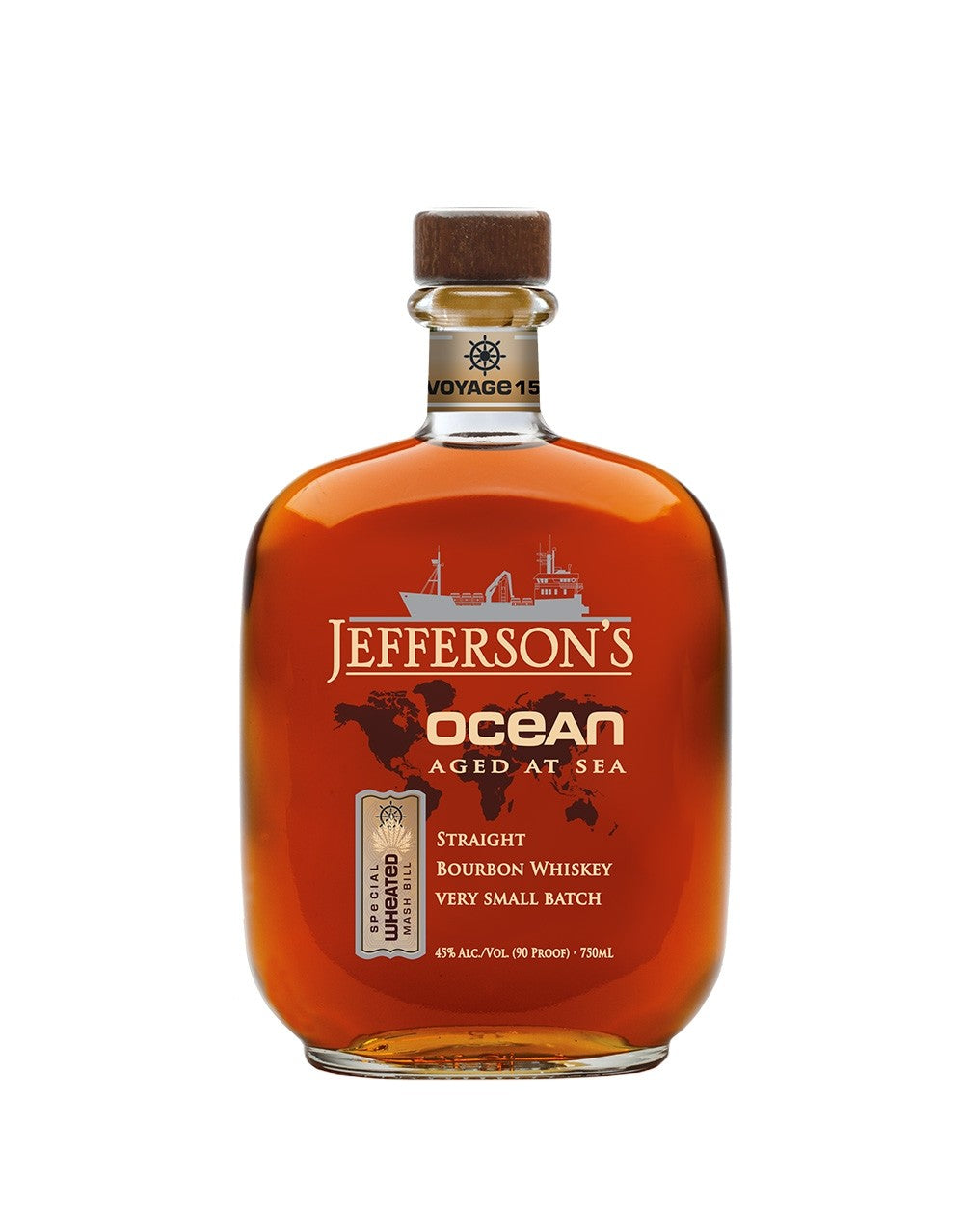Jeffersons Ocean Wheated Bourbon