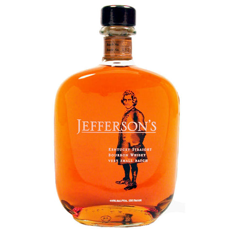 Jeffersons Straight Small Batch Bourbon