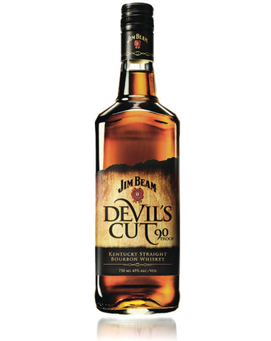 Jim Beam Bourbon Devils Cut 90