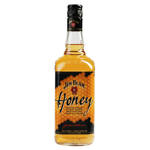 Jim Beam Bourbon Honey 1.75L