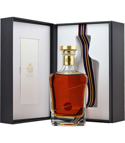 Johnnie Walker Blue Label Scotch King George V