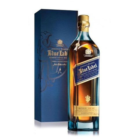 Johnnie Walker Blue Label Scotch Whiskey
