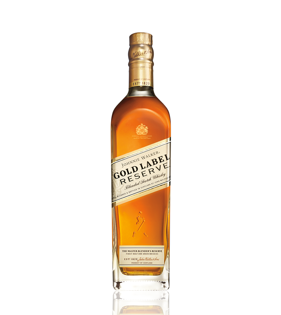 Johnnie Walker Gold Label Reserve Scotch Whiskey